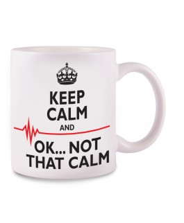 Tasse Not That Calm