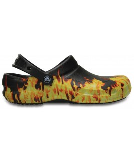 OUTLET : size 39/40 Crocs Bistro Flame