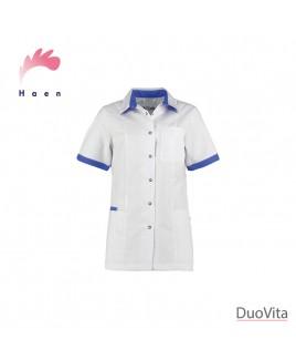 Haen Tunique Fijke White/Royal Blue