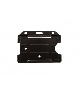 Porte-Badge Noir