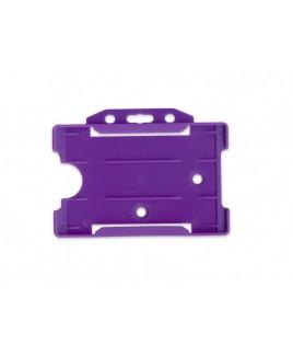 Porte-Badge Violet