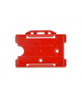 Porte-Badge Rouge