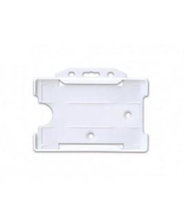 Porte-Badge Blanc