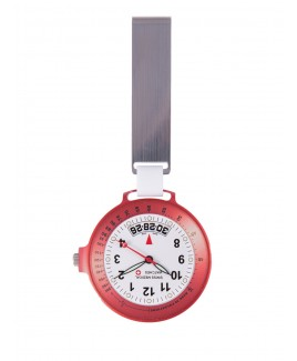 Montre Swiss Medical Care Line Rouge