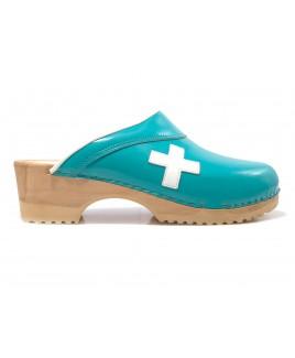 Tjoelup First Aid Bleu Blanc