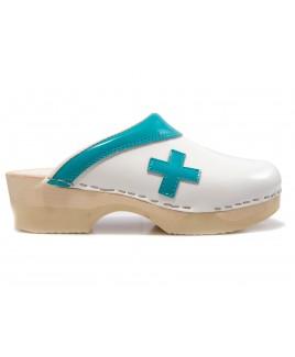 Tjoelup First Aid Blanc Bleu