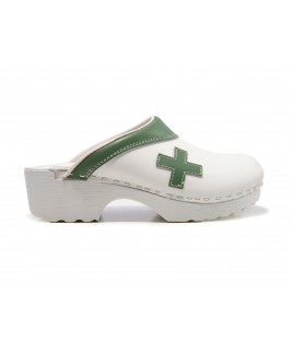 Tjoelup First Aid Blanc Med Vert PU