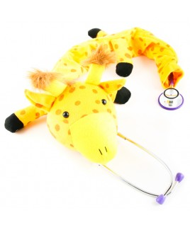 Housse pour Stéthoscope Girafe