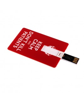USB Carte de Crédit Don't Kill Patients
