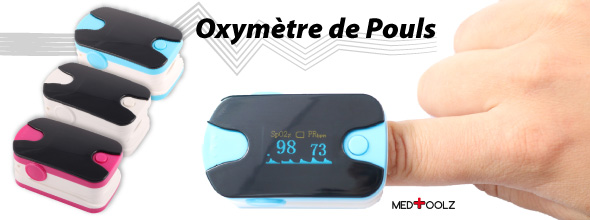 Banner Oximeter XL FR